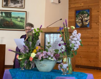 Westwood's Annual PRIDE Service & virtual FLOWER COMMUNION