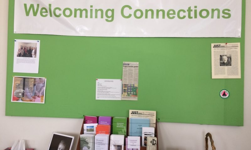 Welcoming Connections Table