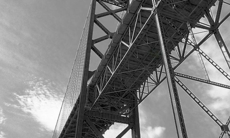 Ambassador Bridge by James Gaa