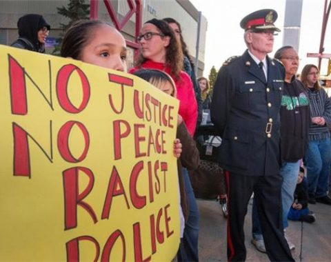 Police & First Nations