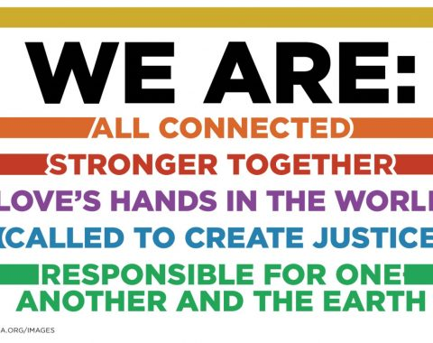 We are ...UUA