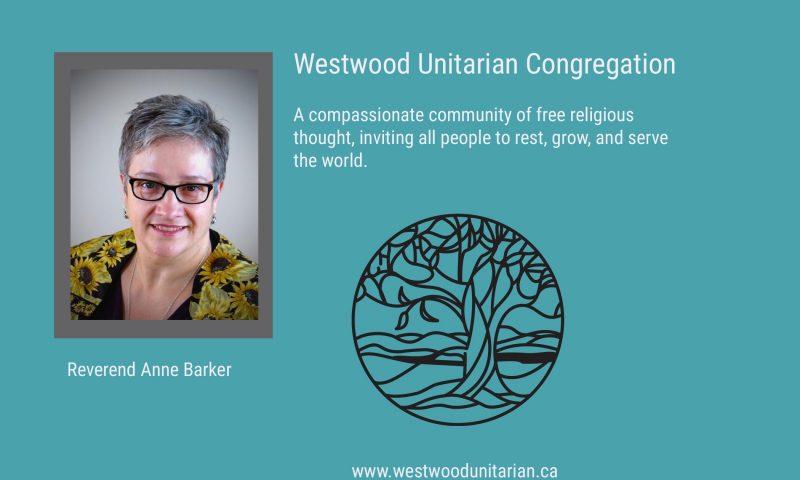 Westwood Sermons Anne Barker