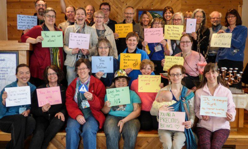 Westwood Unitarian Congregation Edmonton