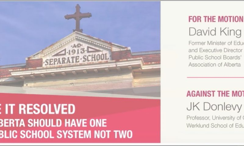 Debate Catholic School