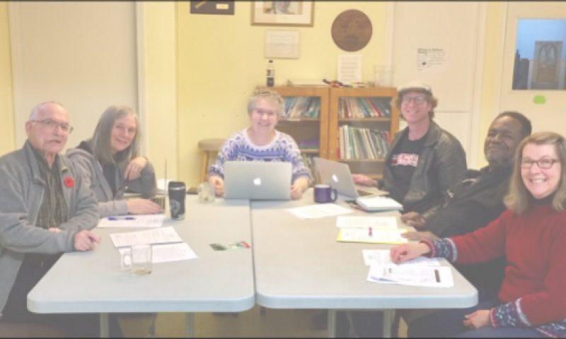FUNd Raising Committee at work